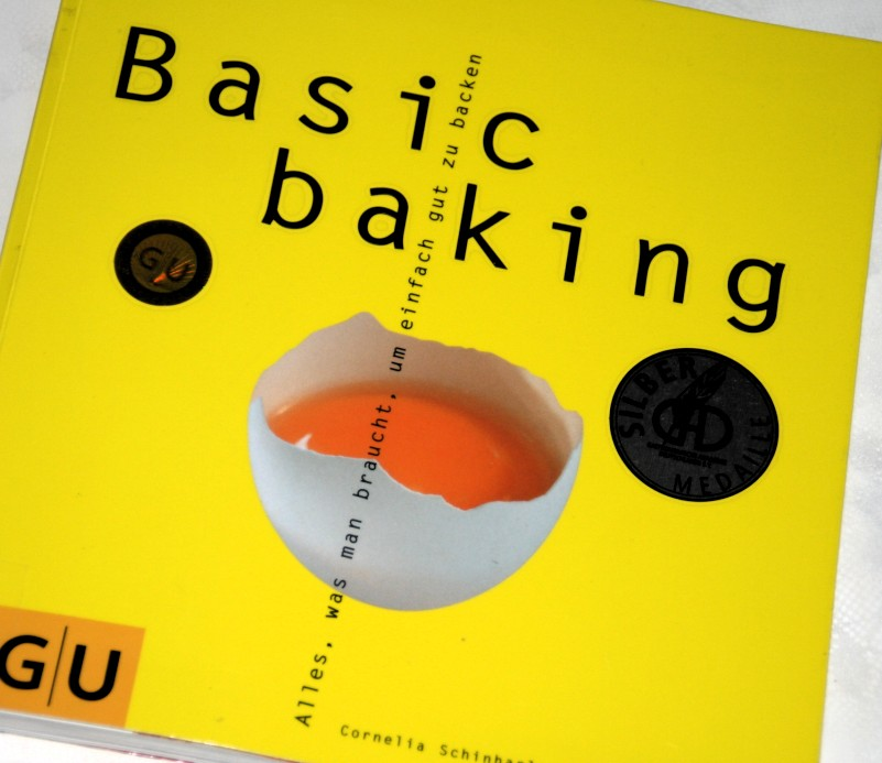Basic Baking – das Backbuch