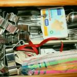 Kleiner Blick in die Schränke/ Schubladen