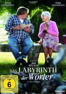 DVD: Das Labyrinth der Wörter