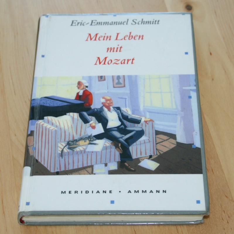 """""""Mein Leben mit Mozart"""" von Eric-Emmanuel Schmitt"""