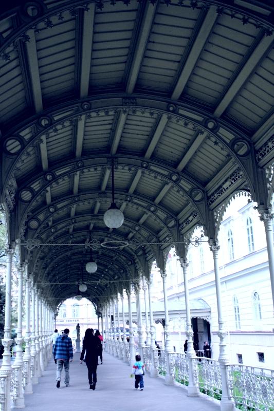 Kleine Reise nach Karlsbad (Karlovy Vary)
