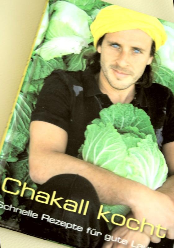 """Kochbuch """"Chakall kocht"""""""