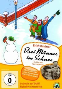 DVD: Drei Männer im Schnee